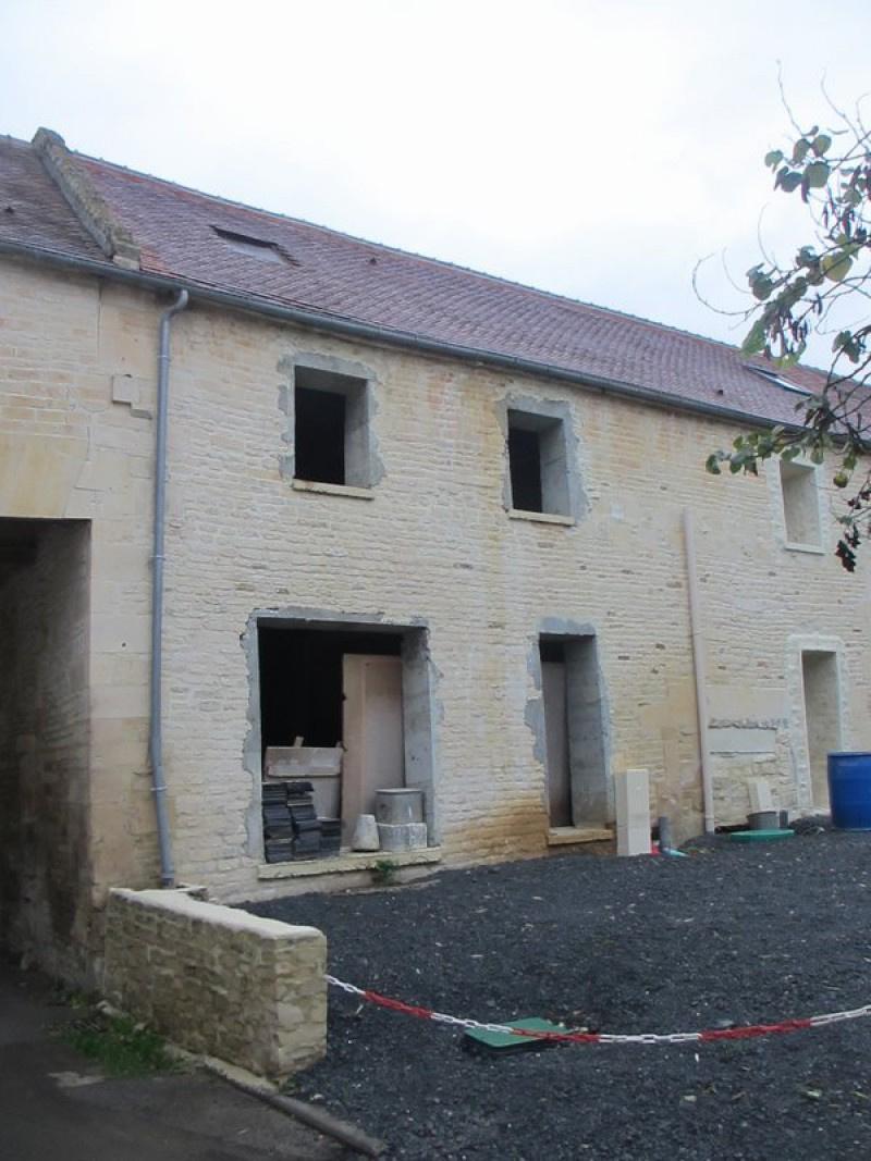 Vente maison en pierre de caen finir de restaurer for Maison a finir